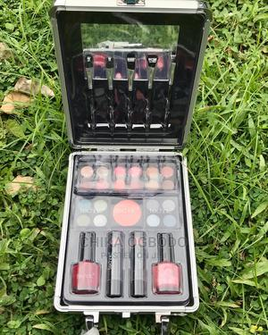 Makeup Box-With Makeup Products   Makeup for sale in Lagos State, Yaba