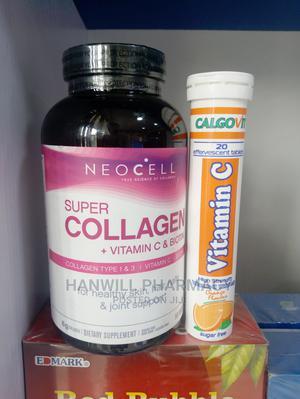 Neocell Super Collagen/Calgovit Vitamin C   Vitamins & Supplements for sale in Lagos State, Ikeja