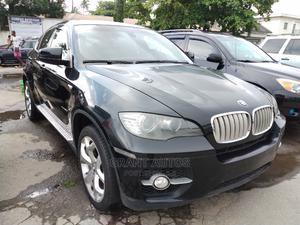 BMW X6 2010 xDrive50i Black   Cars for sale in Lagos State, Apapa