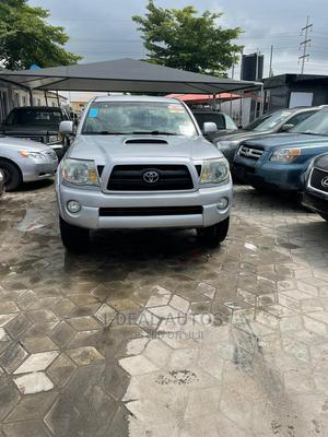 Toyota Tacoma 2006 Silver | Cars for sale in Lagos State, Ajah