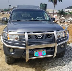 Nissan Xterra 2008 SE 4x4 Gray | Cars for sale in Rivers State, Obio-Akpor