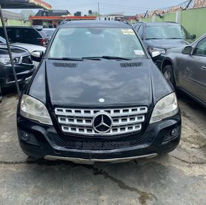Mercedes-Benz M Class 2010 ML 350 4Matic Black   Cars for sale in Lagos State, Agege