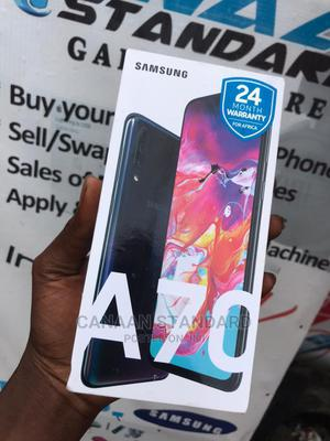 Samsung Galaxy A70 128 GB Black | Mobile Phones for sale in Lagos State, Ajah