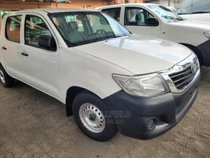 Toyota Hilux 2014 White | Cars for sale in Lagos State, Surulere