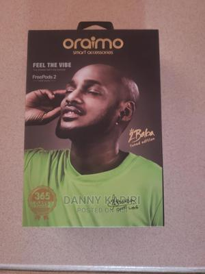 Oraimo Freepods 2 (2baba Tuned Edition) | Headphones for sale in Lagos State, Agboyi/Ketu
