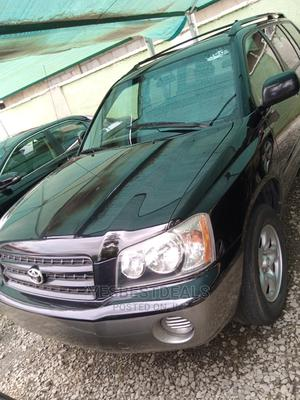 Toyota Highlander 2002 Limited V6 AWD Black | Cars for sale in Abuja (FCT) State, Garki 2