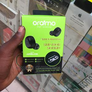 Oraimo Freepods With Power Bank | Headphones for sale in Lagos State, Ikeja