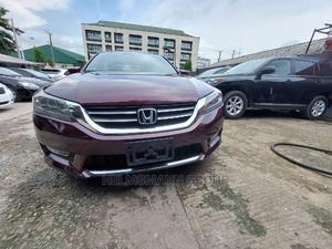 Honda Accord 2014 Red   Cars for sale in Lagos State, Ikeja