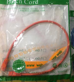 0.5m Cat6 Patch Cable | Accessories & Supplies for Electronics for sale in Lagos State, Ikeja