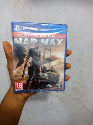 Ps4 Mad Max | Video Games for sale in Lagos State, Ikeja