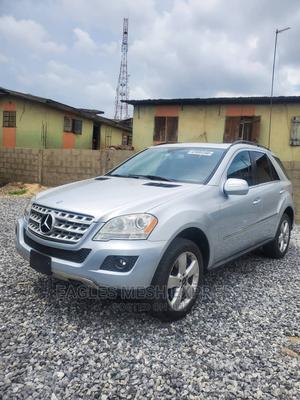 Mercedes-Benz M Class 2010 ML 350 4Matic Silver | Cars for sale in Lagos State, Gbagada