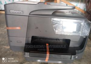 Hp Officejet Pro 8710 3 in 1 Printer | Printers & Scanners for sale in Abia State, Umuahia