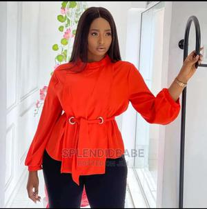 New Quality Ladies Shirt Top   Clothing for sale in Lagos State, Alimosho