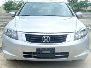 Honda Accord 2008 2.4 EX Automatic Silver | Cars for sale in Lagos State, Ikeja