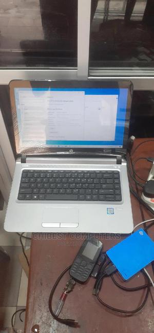Laptop HP ProBook 440 G3 8GB Intel Core I3 HDD 500GB   Laptops & Computers for sale in Lagos State, Ikeja