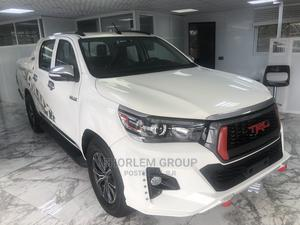 Toyota Hilux 2017 White   Cars for sale in Lagos State, Lekki