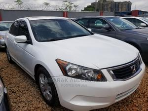 Honda Accord 2009 2.4 I-Vtec Exec Automatic White   Cars for sale in Kaduna State, Kaduna / Kaduna State