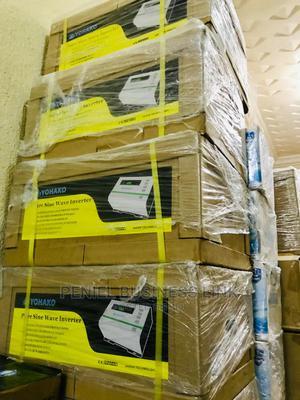 Yohako 5kva 24v Inverter | Solar Energy for sale in Lagos State, Ojo