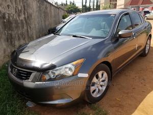 Honda Accord 2009 2.0 I-Vtec Automatic Gray | Cars for sale in Kaduna State, Kaduna / Kaduna State