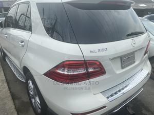 Mercedes-Benz M Class 2013 ML 350 4Matic White   Cars for sale in Lagos State, Surulere