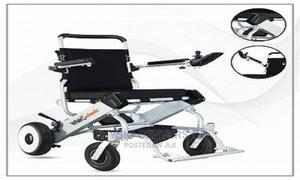 Aluminium Power Wheel Chair | Other Services for sale in Lagos State, Victoria Island