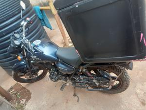 Super Gallant Buffalo 2020 Blue | Motorcycles & Scooters for sale in Lagos State, Ikorodu
