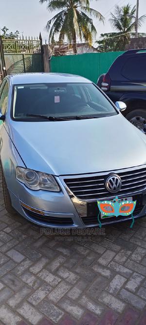Volkswagen Passat 2008 2.0 Blue | Cars for sale in Lagos State, Amuwo-Odofin