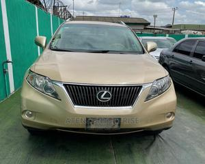 Lexus RX 2011 350 Gold | Cars for sale in Lagos State, Ogba