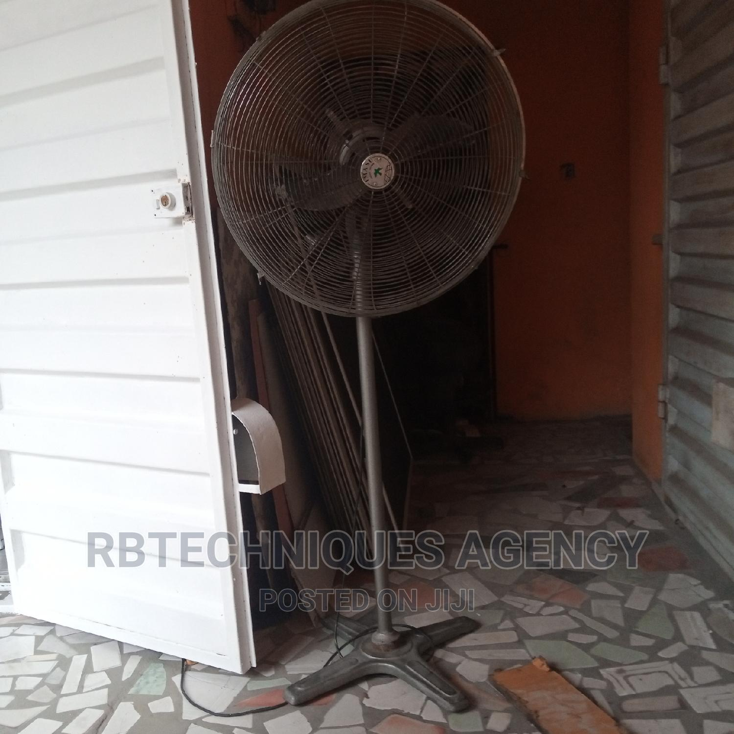 Industrial Standing Fan 26inchs | Home Appliances for sale in Lekki, Lagos State, Nigeria
