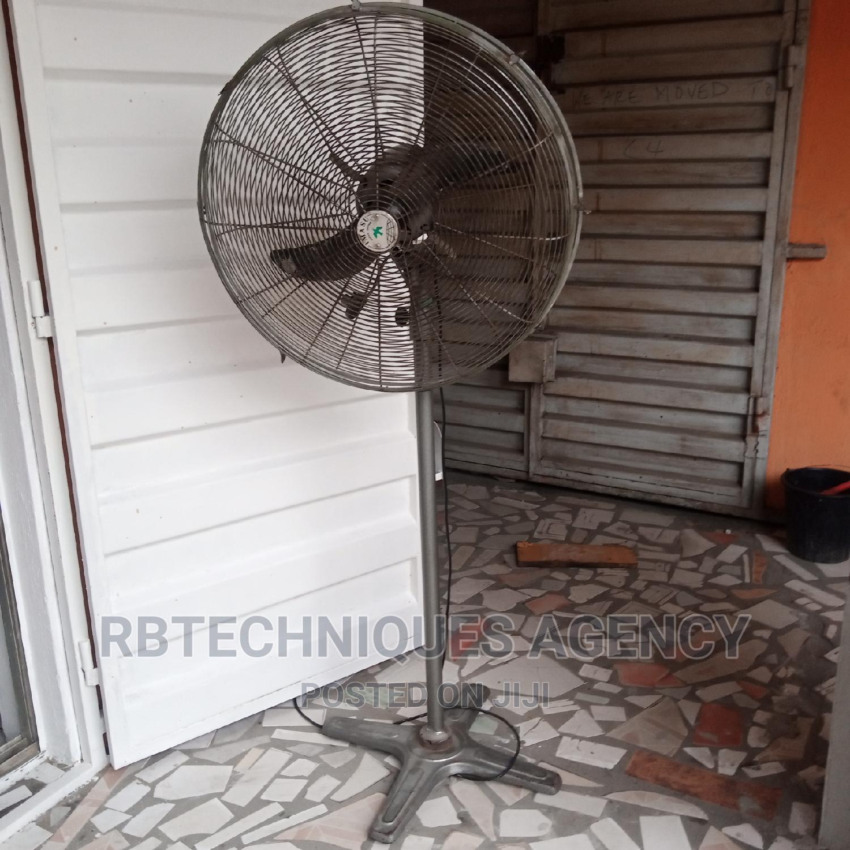 Industrial Standing Fan 26inchs