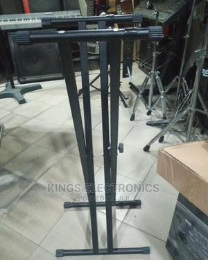 Single Keyboard Stand | Musical Instruments & Gear for sale in Lagos State, Ojo