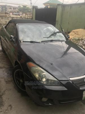 Toyota Solara 2006 Black | Cars for sale in Lagos State, Surulere
