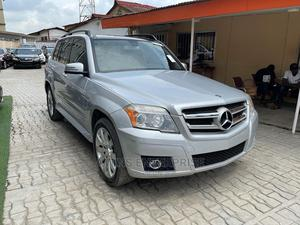 Mercedes-Benz GLK-Class 2010 350 4MATIC Beige | Cars for sale in Lagos State, Ogba
