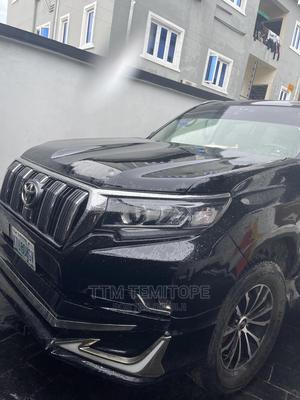 Toyota Land Cruiser Prado 2008 Black | Cars for sale in Lagos State, Lekki