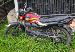 Hero Dawn 125 2014 Red | Motorcycles & Scooters for sale in Abuja (FCT) State, Lugbe District