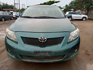 Toyota Corolla 2010 Green | Cars for sale in Lagos State, Alimosho