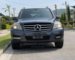 Mercedes-Benz GLK-Class 2010 350 4MATIC Gray | Cars for sale in Abuja (FCT) State, Gwarinpa