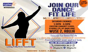 Dance Fun Fit Class | Fitness & Personal Training Services for sale in Abuja (FCT) State, Wuse 2