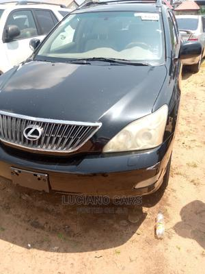 Lexus RX 2006 330 AWD Black | Cars for sale in Imo State, Owerri
