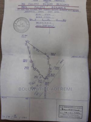 1 Acre Close to the Dry Port New Lagos Ibadan Railway Line | Land & Plots For Sale for sale in Ibadan, Moniya