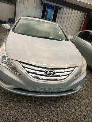 Hyundai Sonata 2010 Silver | Cars for sale in Rivers State, Port-Harcourt