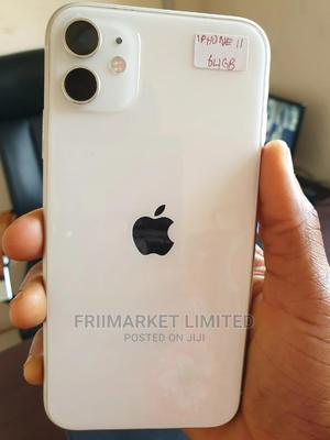 Apple iPhone 11 64 GB White | Mobile Phones for sale in Edo State, Ekpoma
