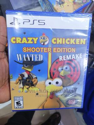 Ps5 Crazy Chicken Shooter Edition | Video Games for sale in Lagos State, Ikeja