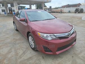 Toyota Camry 2013 Red | Cars for sale in Lagos State, Isolo