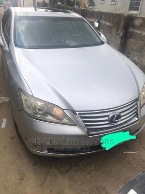 Lexus ES 2012 350 Silver | Cars for sale in Delta State, Warri