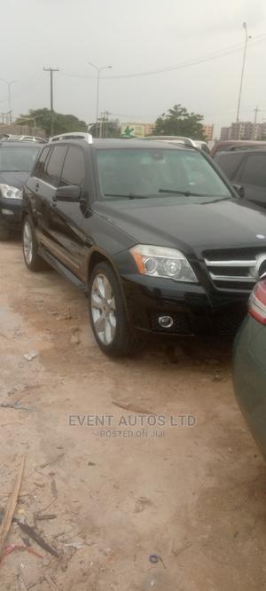 Mercedes-Benz GLK-Class 2011 Black | Cars for sale in Lagos State, Amuwo-Odofin