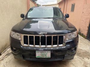 Jeep Grand Cherokee 2013 Laredo 4X4 Black   Cars for sale in Lagos State, Alimosho