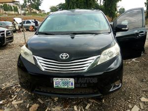 Toyota Sienna 2014 Black | Cars for sale in Abuja (FCT) State, Asokoro