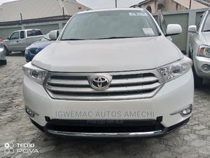 Toyota Highlander 2013 SE 3.5L 4WD White   Cars for sale in Lagos State, Amuwo-Odofin