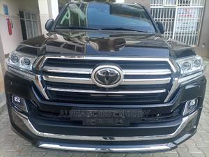 New Toyota Land Cruiser 2020 5.7 V8 VXR Black | Cars for sale in Abuja (FCT) State, Guzape District